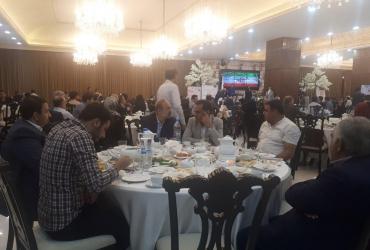 جشن رمضان و تجلیل از خیرین بزرگوار